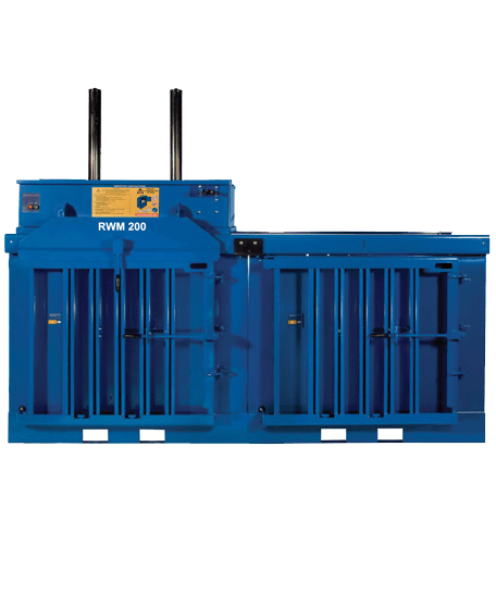 Baler of the month – May – RWM 200 Multi