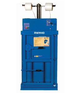 RWM40_Compact_Waste_Balers