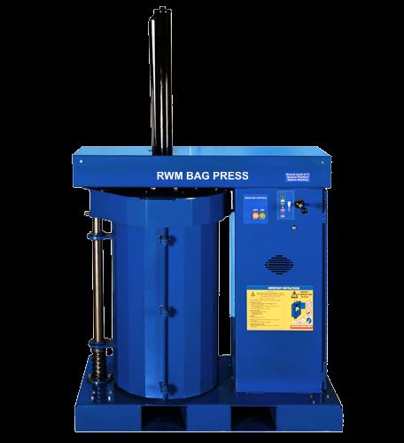 RWM Bag Press