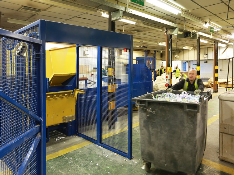 Yorkshire recycling specialist secures top safety accreditation