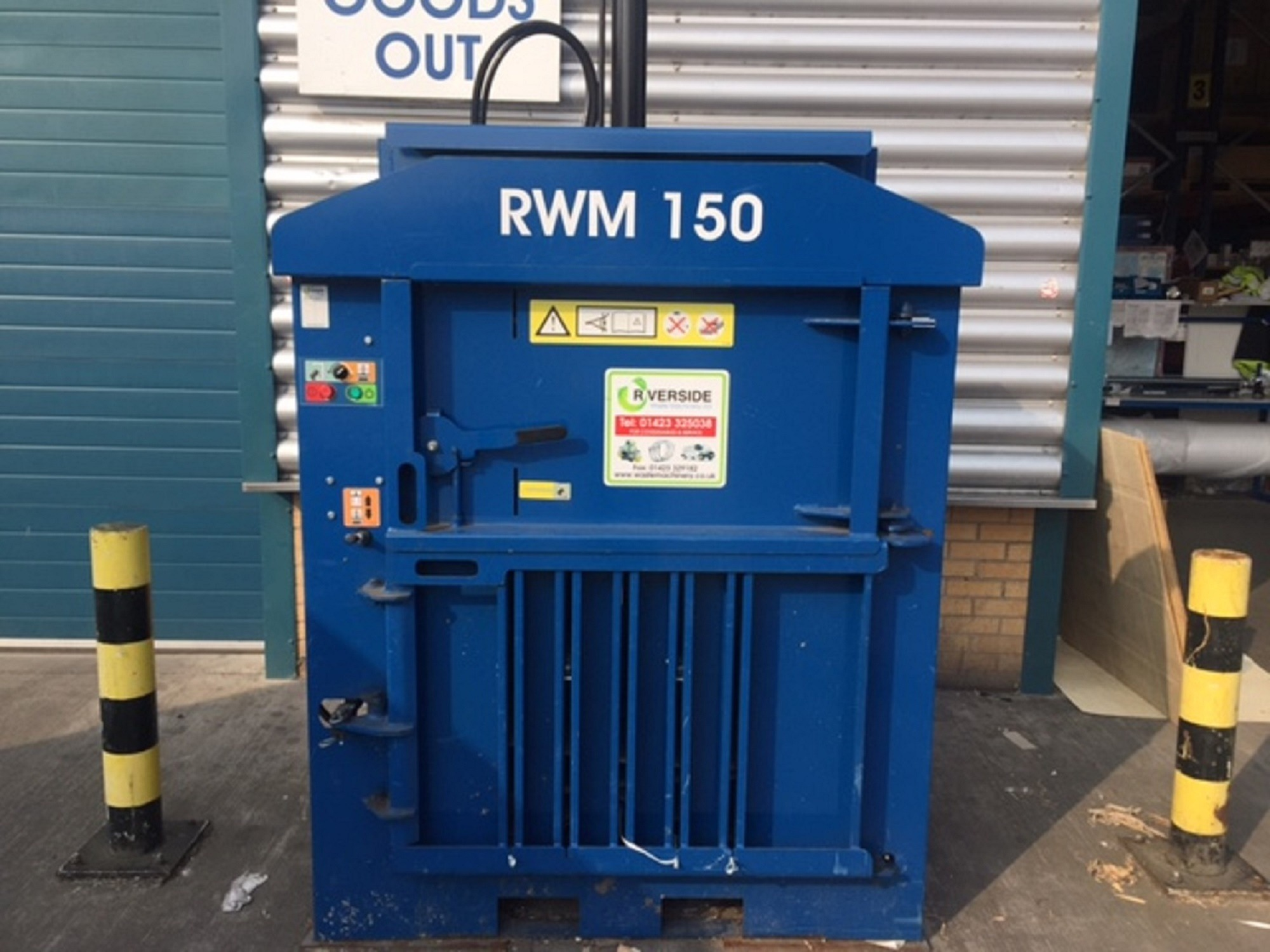 Edmundson Electrical invests in waste baler in quest to 'go green'