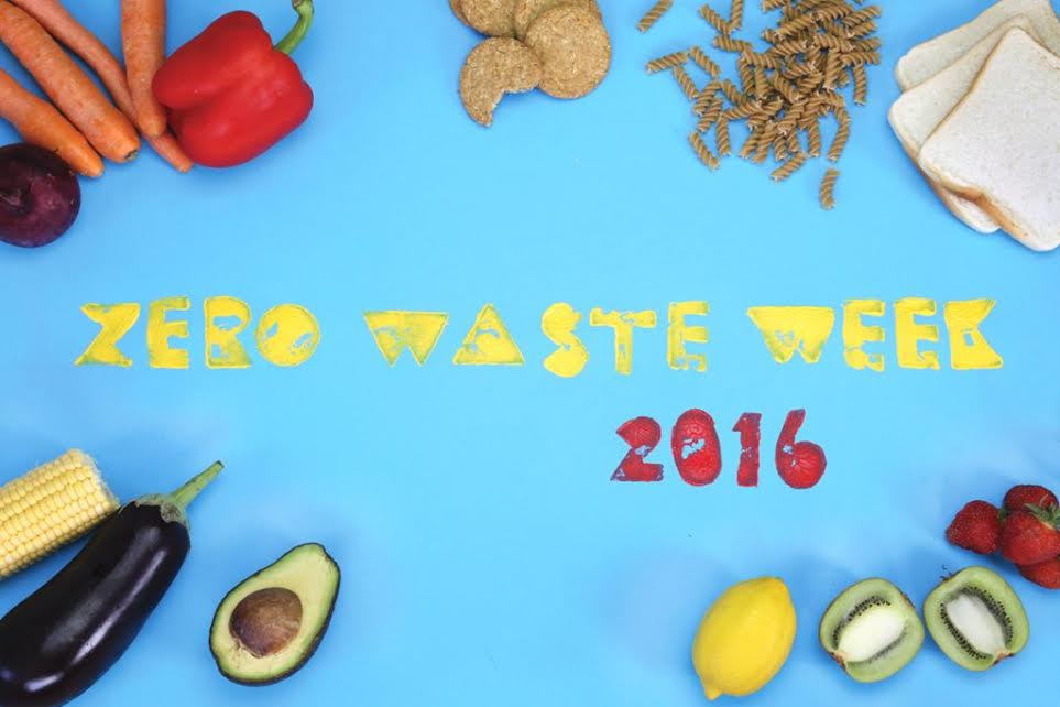 Did you know it's Zero Waste Week?