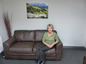 Karen, Riverside Waste Machinery's accounts administrator