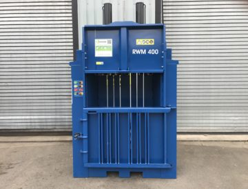 Waste Baler Hire
