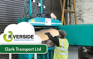 Road haulage service provider opts for Riverside's full service and maintenance package
