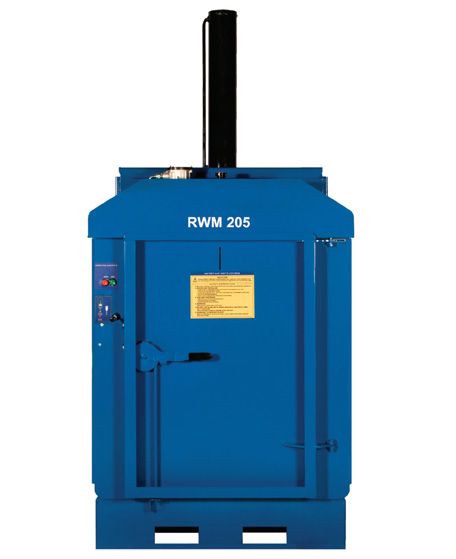 Baler of the month – September – RWM Drum Press