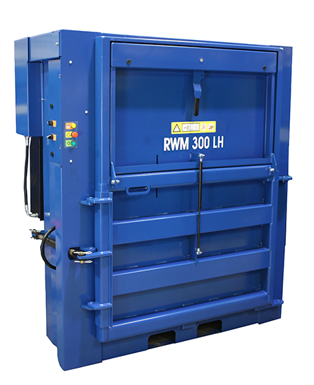 RWM300LH low height baler