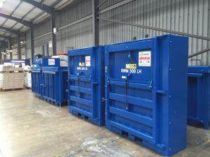 Riverside Waste Machinery's 300LH