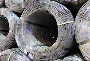 Black annealed baling wire bulk coils