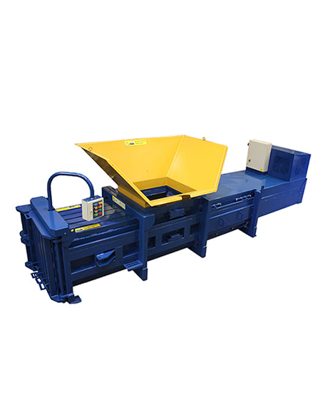 RWM HZ50 Horizontal Waste Baler