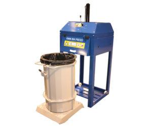 Riverside Waste Machinery 240l bin press