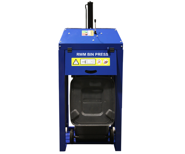 RWM Bin Press – 240 litres