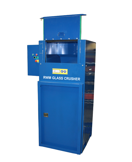 RWM Glass Crusher
