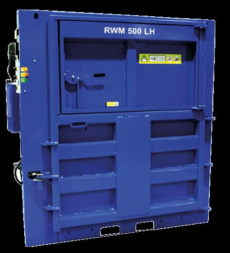 RWM 500 Low Height Baler
