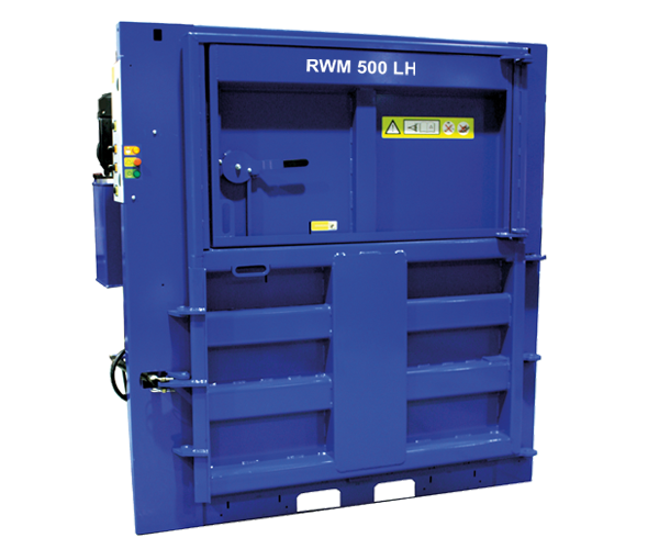 Baler of the month – September – RWM500 LH