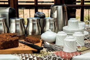Tea room enlists in help from Riverside Waste Machinery