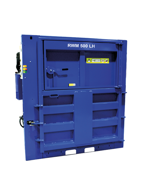 RWM 500 Low Height Baler