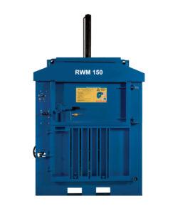 RWM 150 waste baler from Riverside Waste Machinery