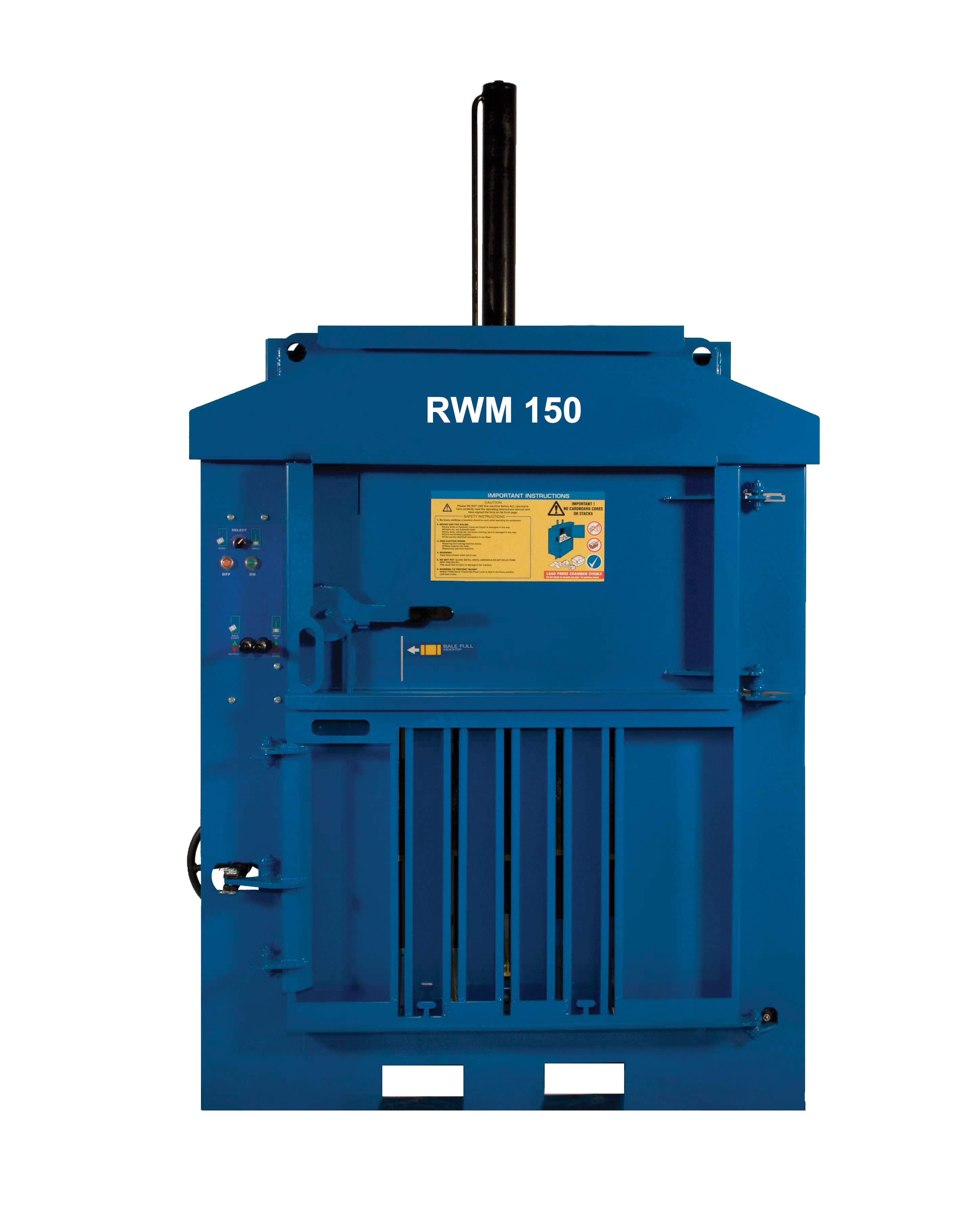 Machine of the month – June – RWM 150