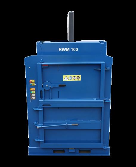 RWM 100 Mid Range Waste Baler