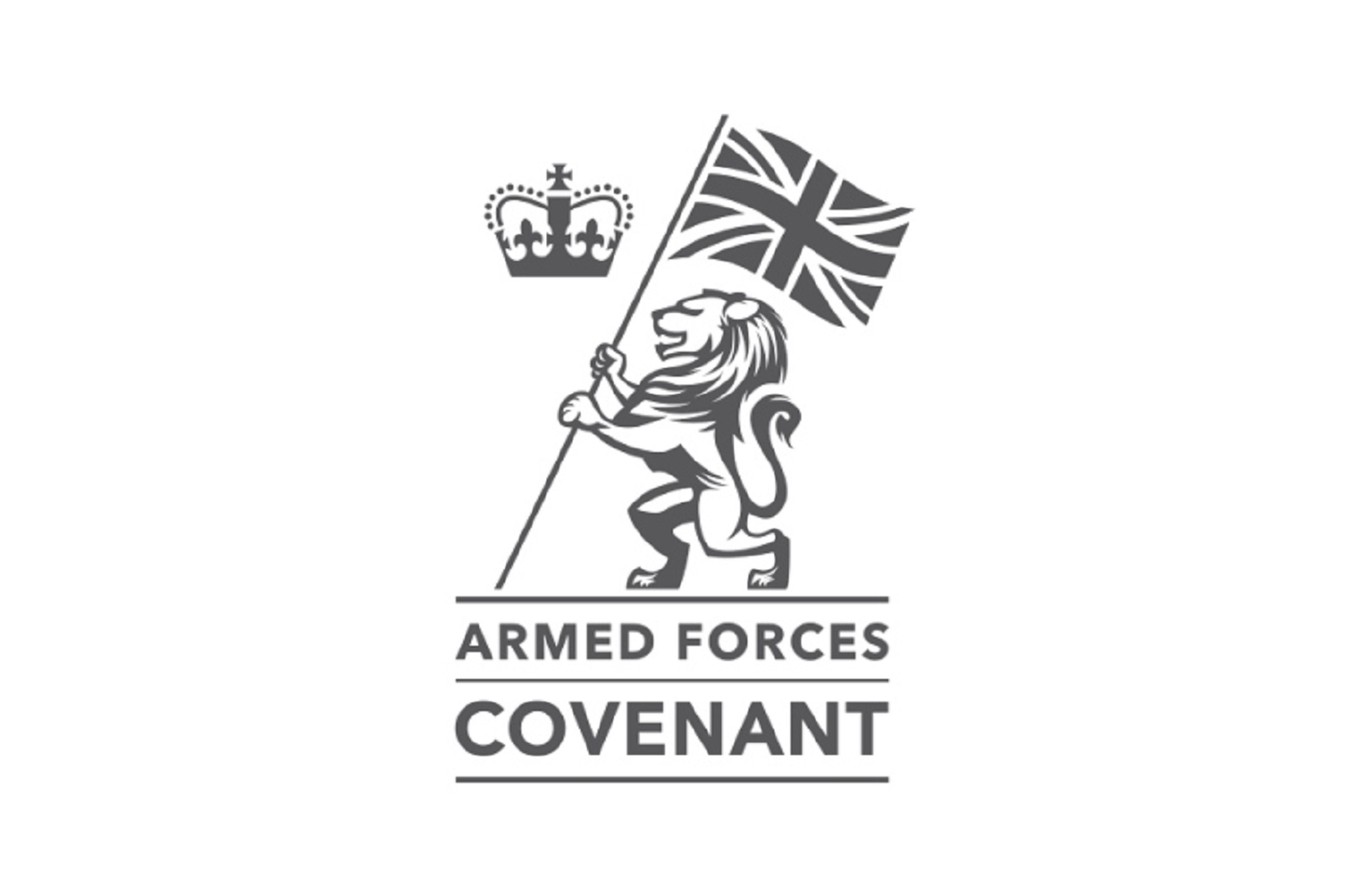 Riverside signs up to support the Armed Forces
