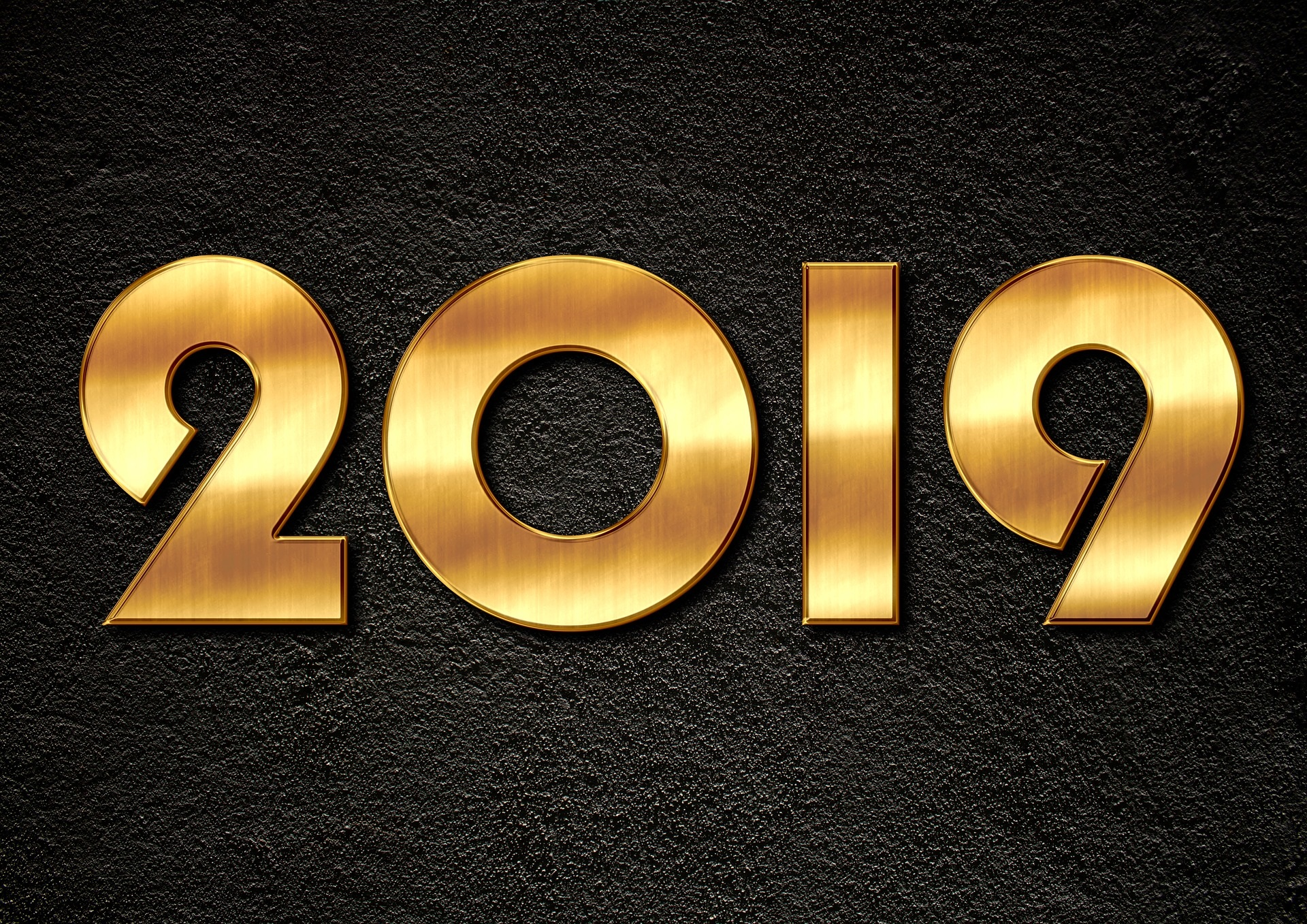 A look back on 2019…